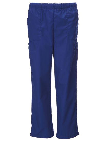 Royal Blue Unisex Scrub Trouser Medical Pants Alsico