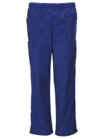 Royal Blue Image Of Scrub Trouser