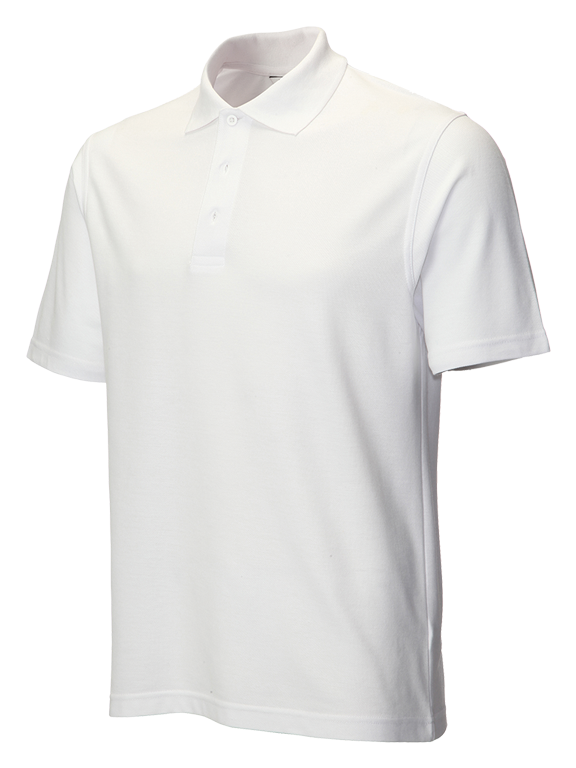 Picture of Classic Polo Shirt - White