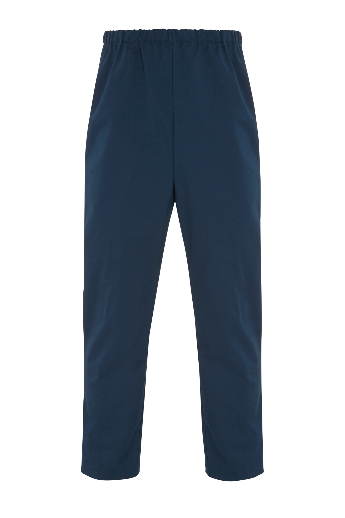 Picture of Food Trade Trouser with Anti Tangle Tape No Pocket (245gsm) - Navy