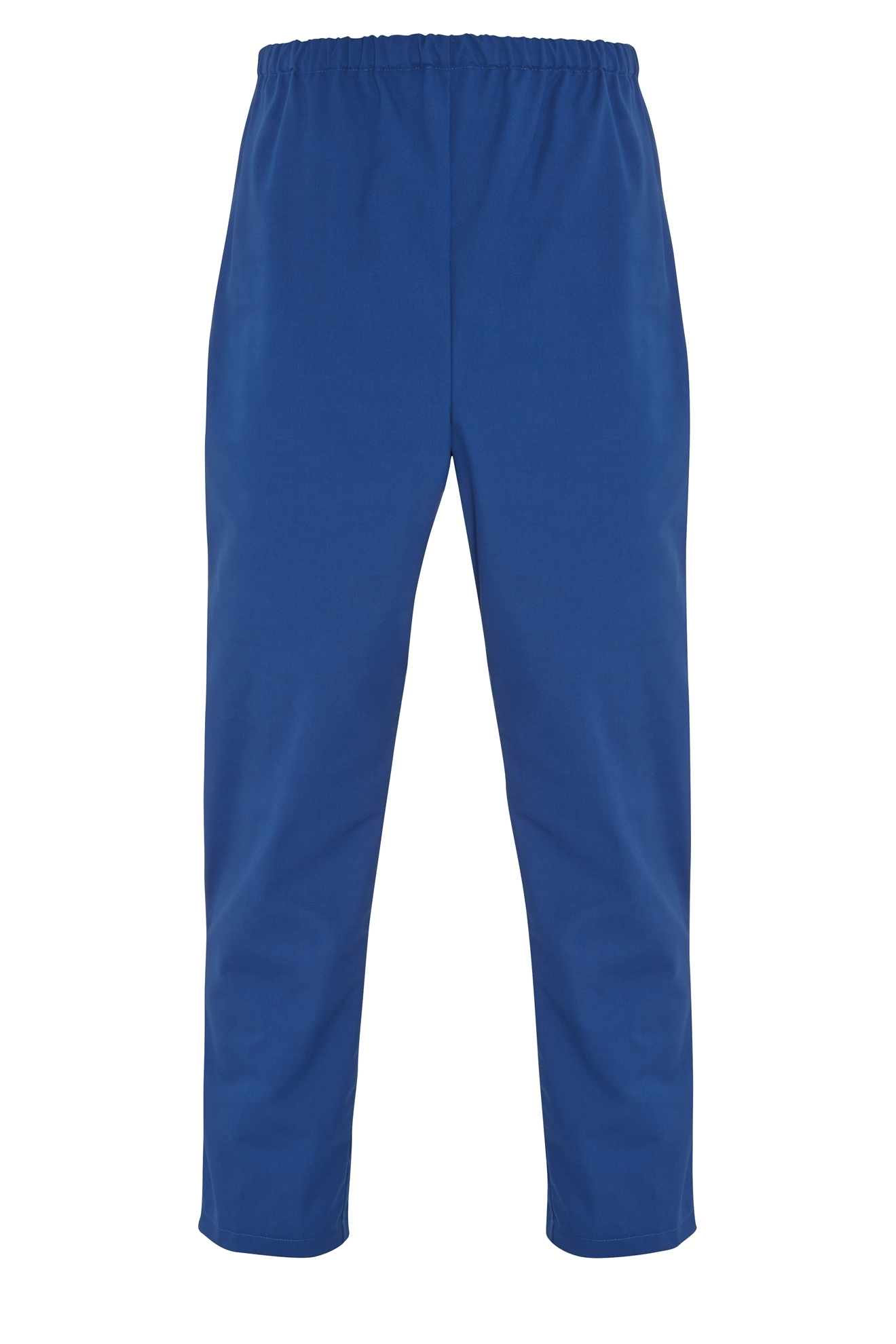 Picture of Food Trade Trouser with Anti Tangle Tape No Pocket (245gsm) - Royal Blue