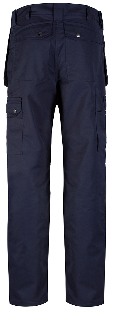 Trade Trouser Back Blue Shadow Navy