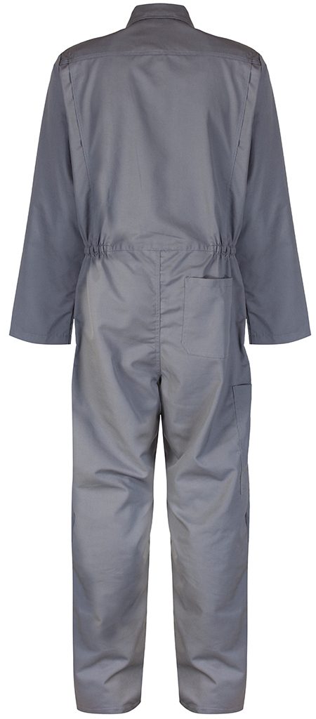 Overall Back Convoy Grey