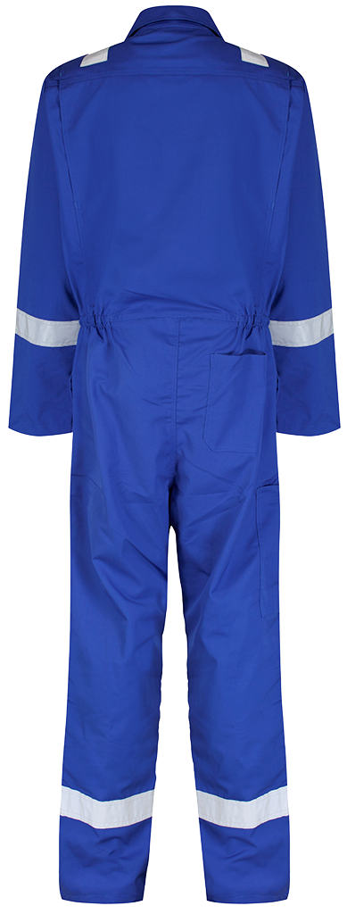 Back Royal Blue coverall