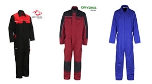 Boiler Suits and Work Overalls For Mechanics