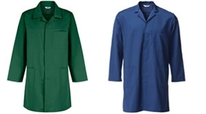 Workwear Coats for all Industries