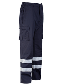 Alsi Cargo Trouser with reflective tape