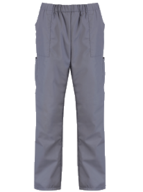 Picture of Unisex Scrub Trouser - Hospital Grey (145gsm)