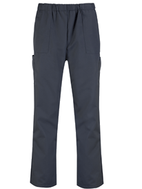 Picture of Unisex Scrub Trouser - Slate Grey (145gsm)