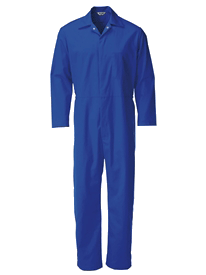 Picture of Food Trade Coverall No Pockets (245gsm)