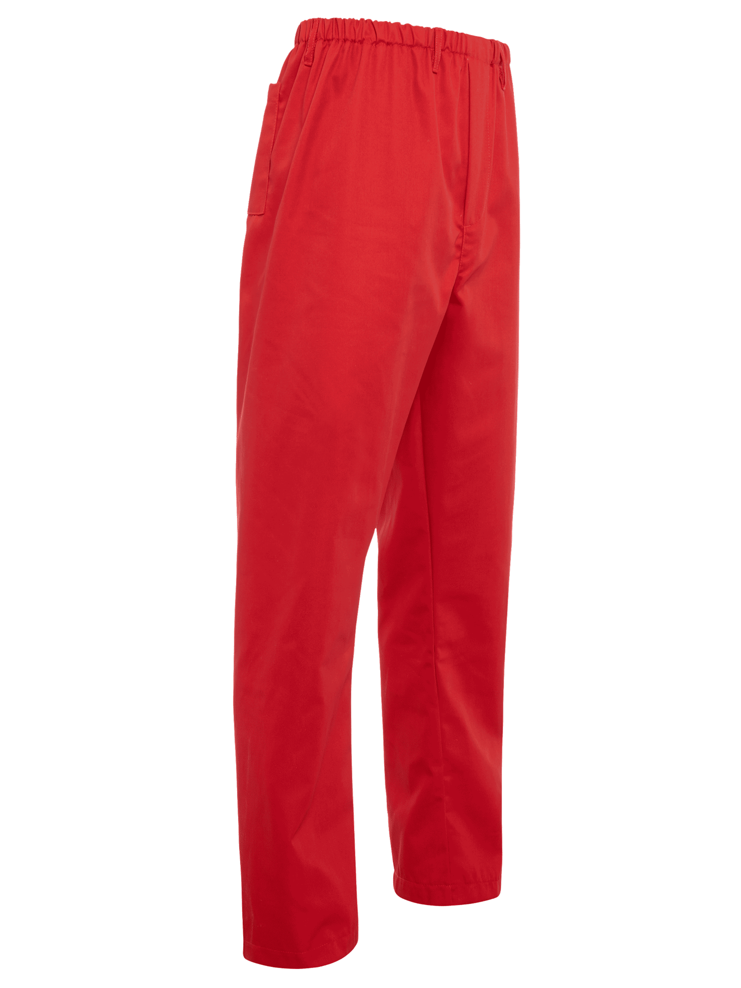 Picture of Food Trade Trouser Full Elasticated Waistband (245gsm) - Red