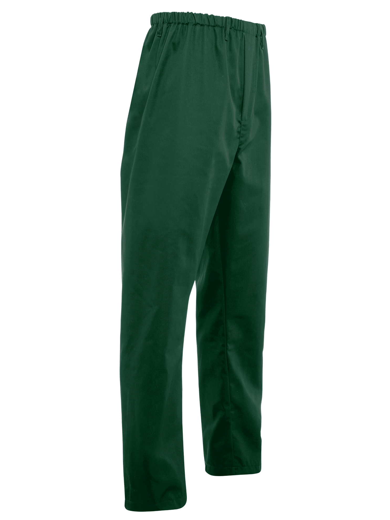 Picture of Food Trade Trouser Full Elasticated Waistband (245gsm) - Bottle Green