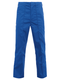Picture of Trouser with Sewn-In Front Crease (245gsm)