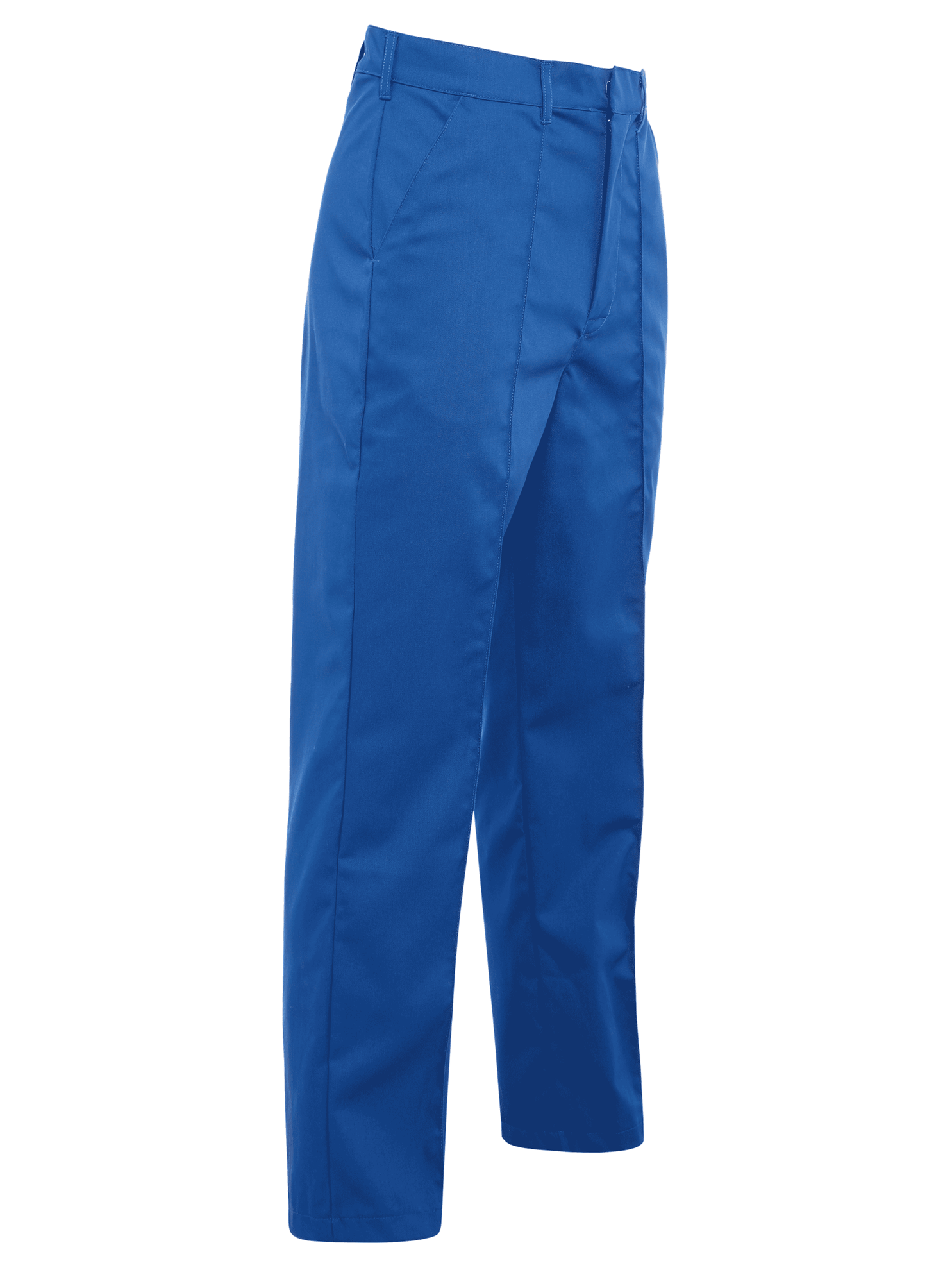 Picture of Trouser with Sewn-In Front Crease (245gsm) (Royal Blue)