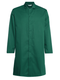 D699 Alsico Coat Bottle Green