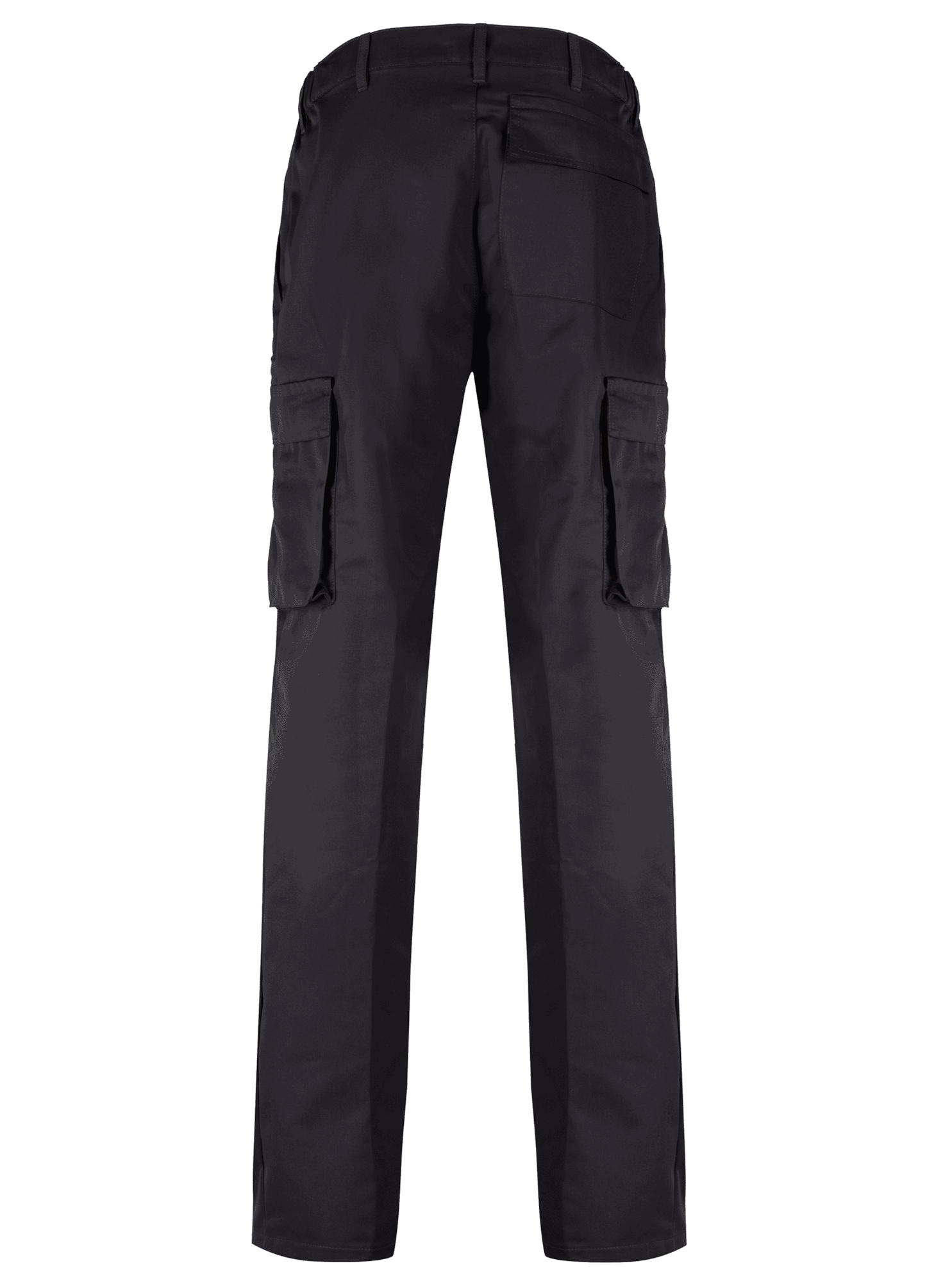 Picture of Cargo Trouser (245gsm) - Black