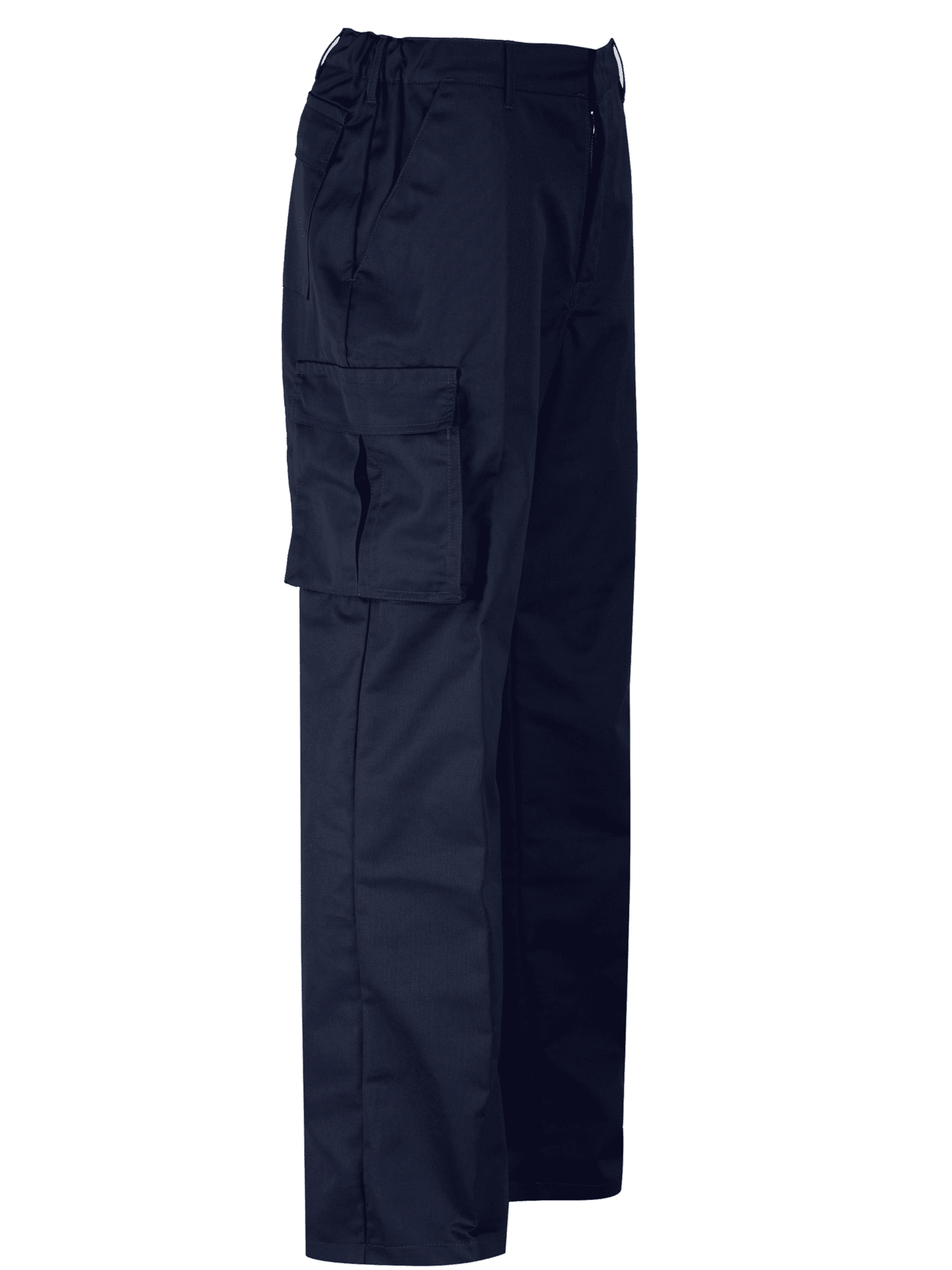 Picture of Cargo Trouser (245gsm) - Blue Shadow Navy