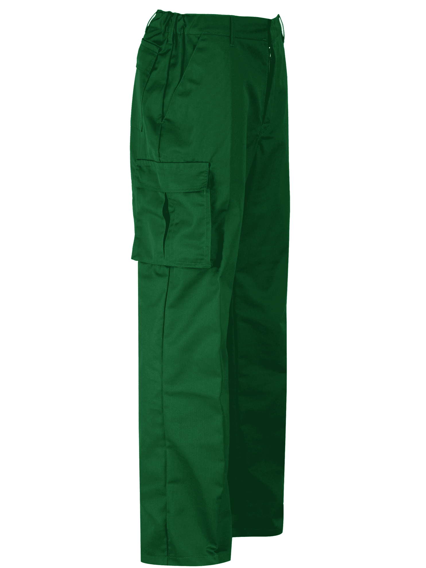 Picture of Cargo Trouser (245gsm) - Bottle Green