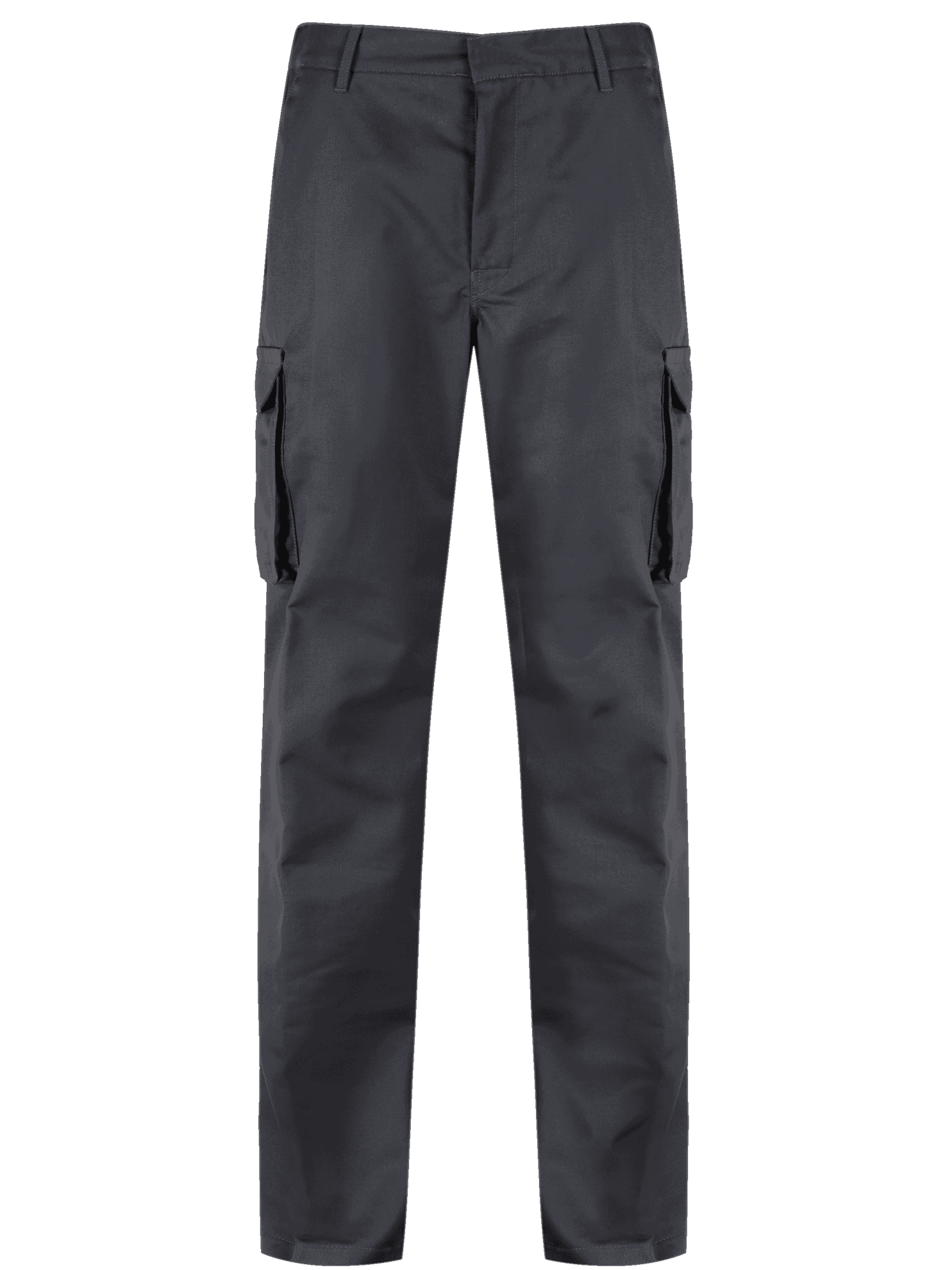 Picture of Cargo Trouser (245gsm) - Charcoal