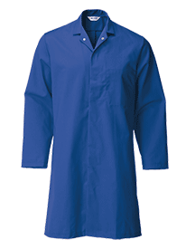 Picture of Food Trade Coat with Lower Pocket (245gsm)