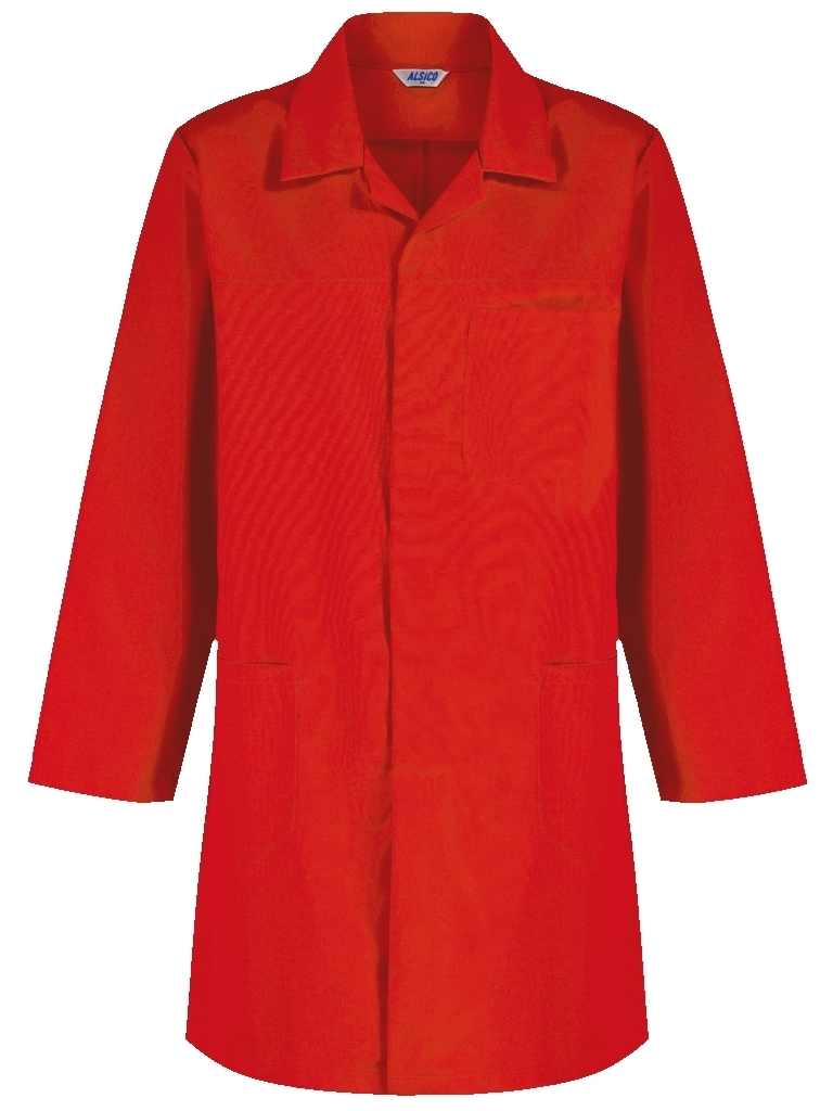 red alsi coat 245gsm