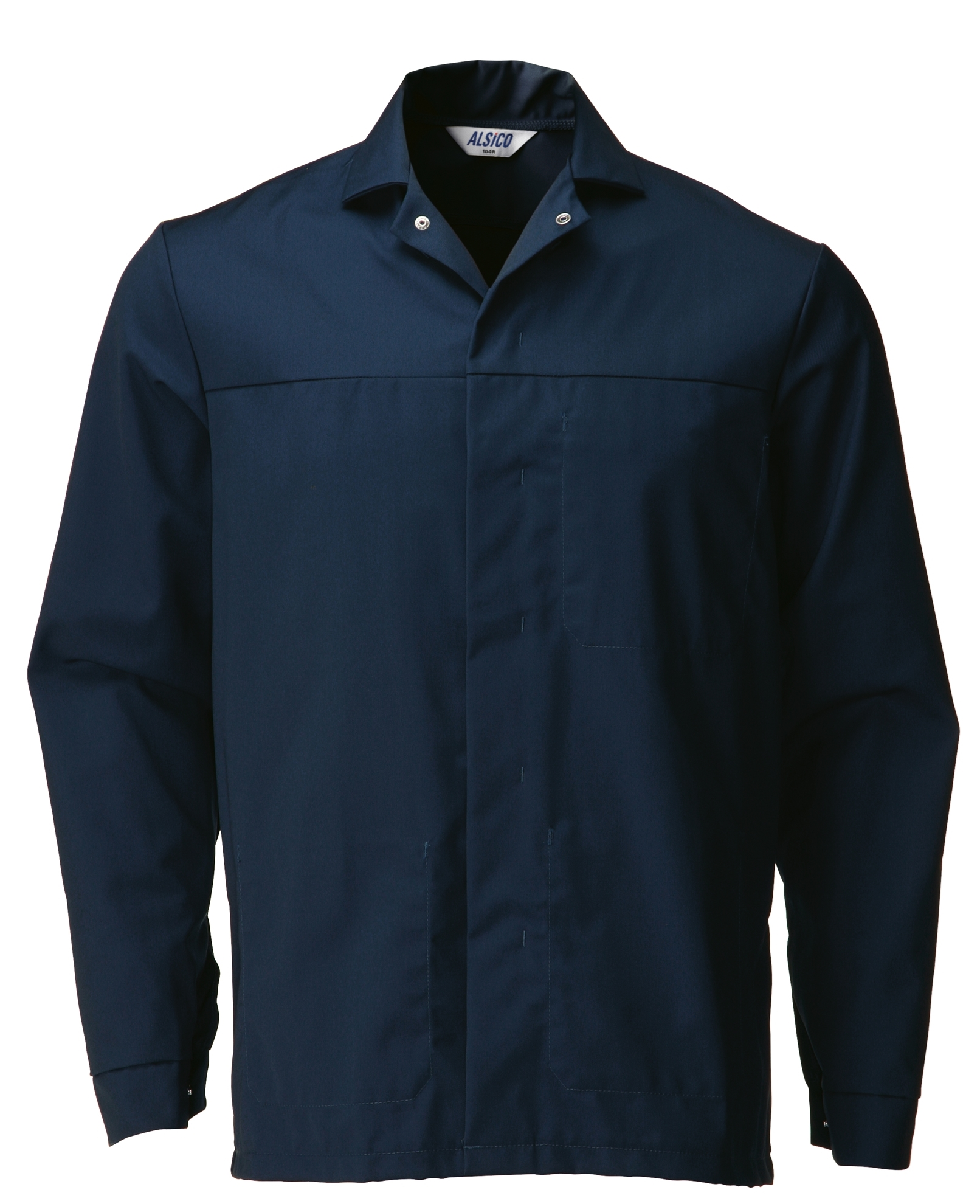 Picture of Food Trade Jacket 3 Pocket (245gsm) - Navy