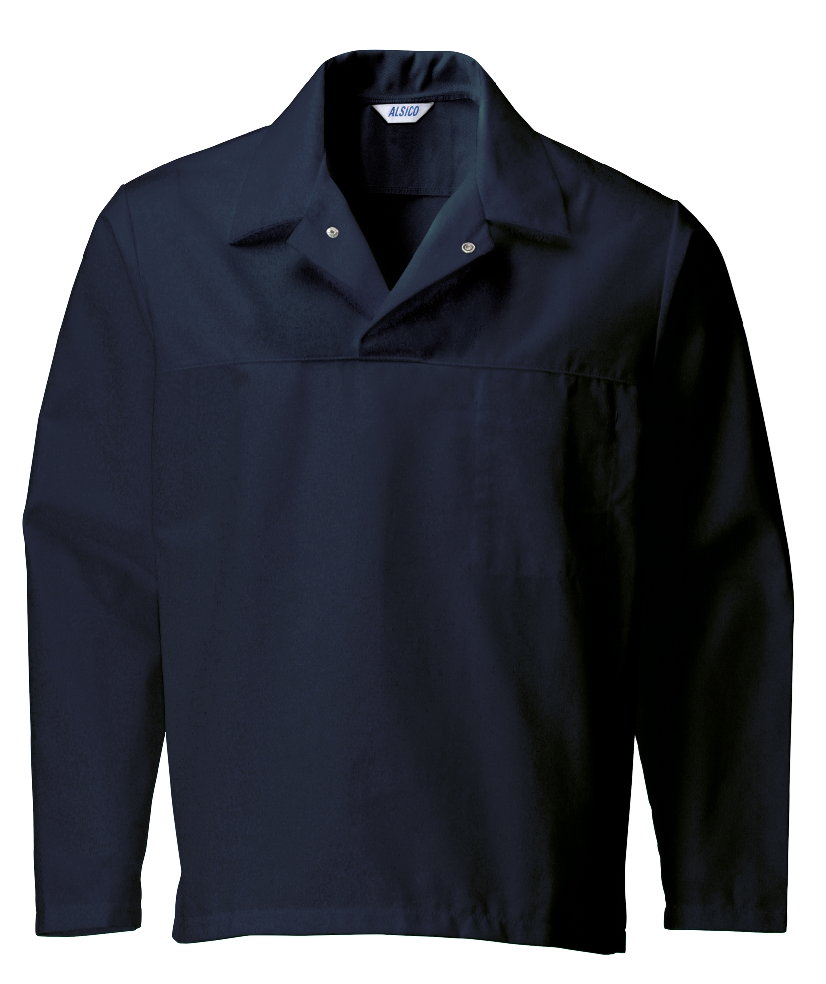 Picture of Long Sleeved Top (245gsm) - Navy