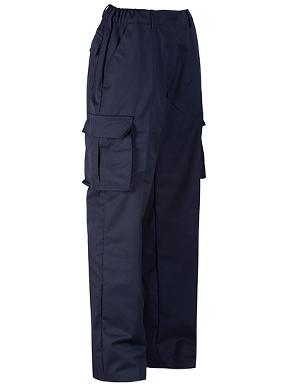 Picture of Alsi Ladies Industrial Cargo Trouser - Blue Shadow