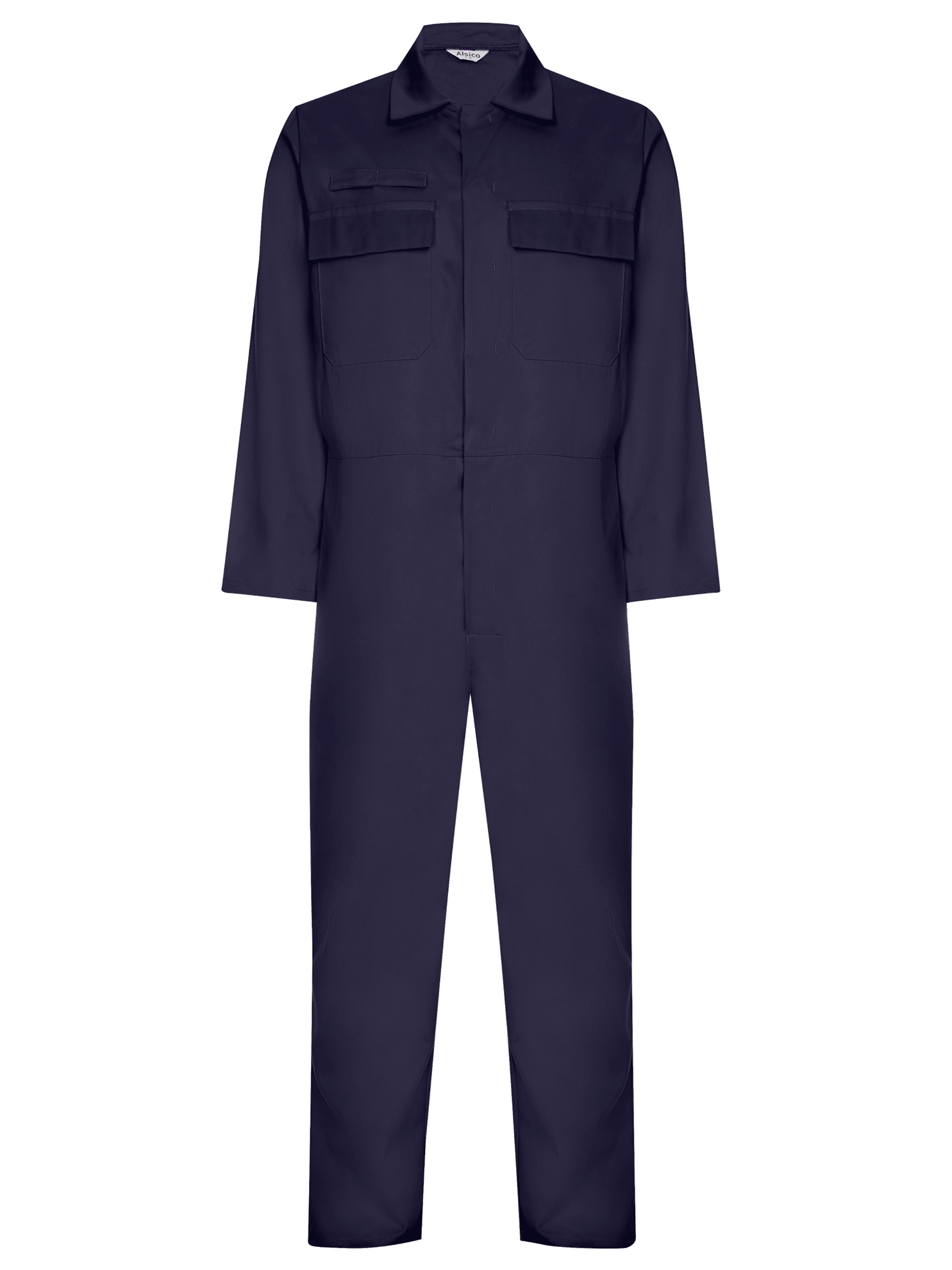 Picture of FR Coverall (Class 2 Welding) - Navy