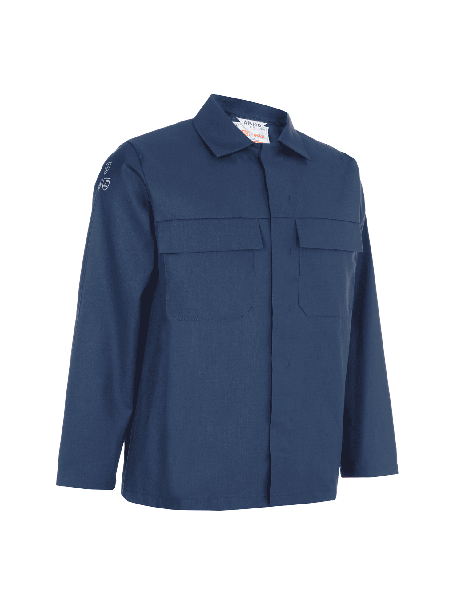Picture of FR Anti Static Jacket - Navy