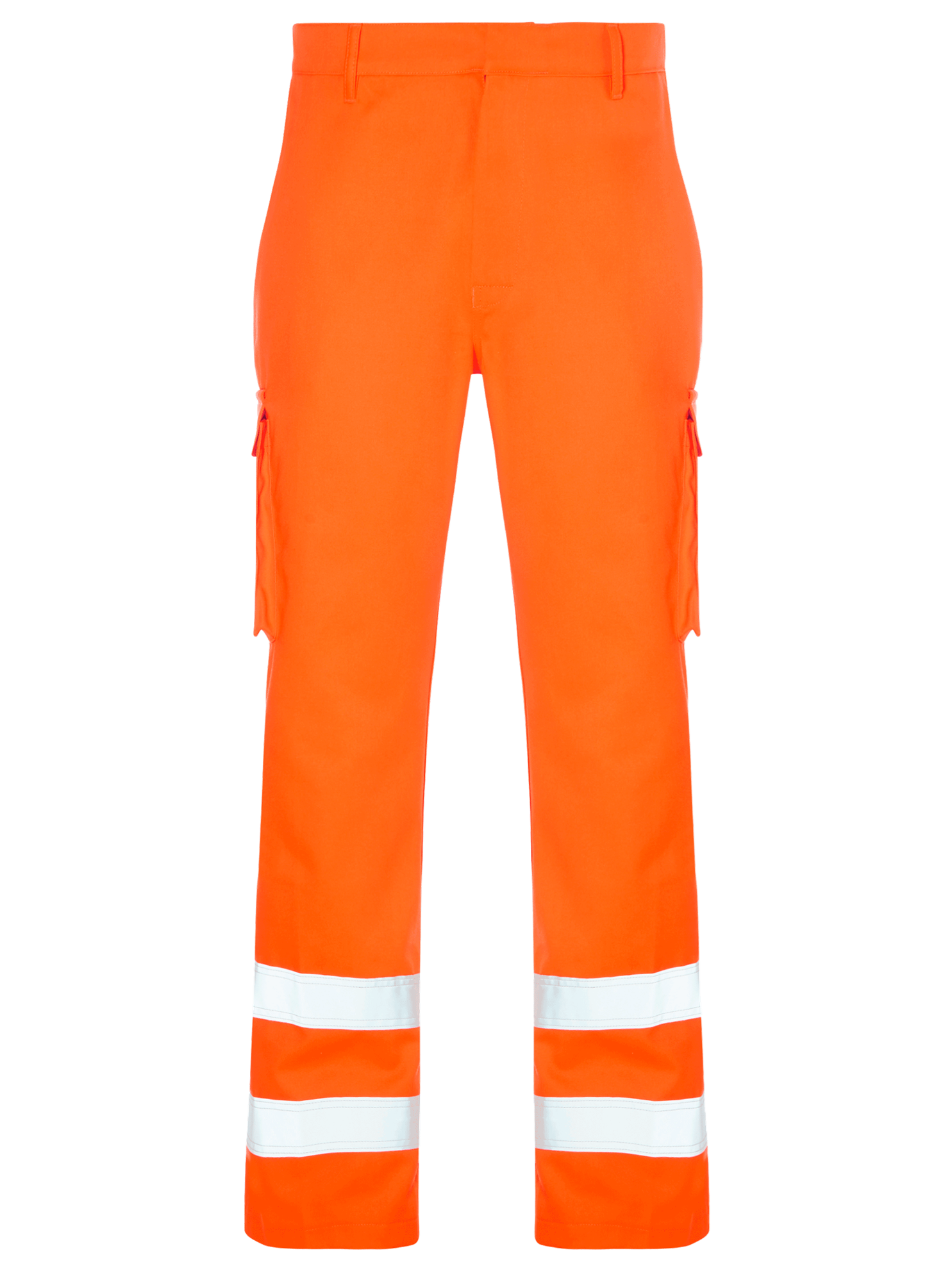 Picture of Hi Vis Cargo Trouser - Hi Vis Orange