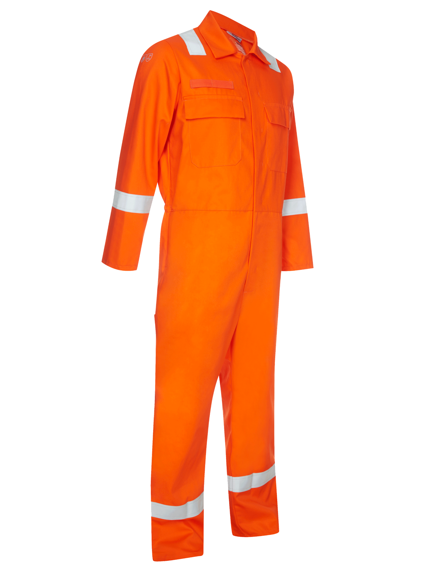 Picture of Coverall made with Phoenix - Orange