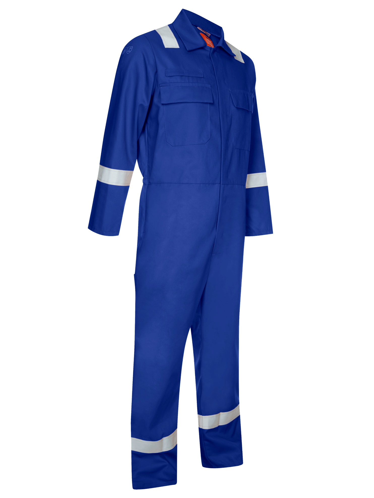Picture of Coverall made with Phoenix - Royal Blue