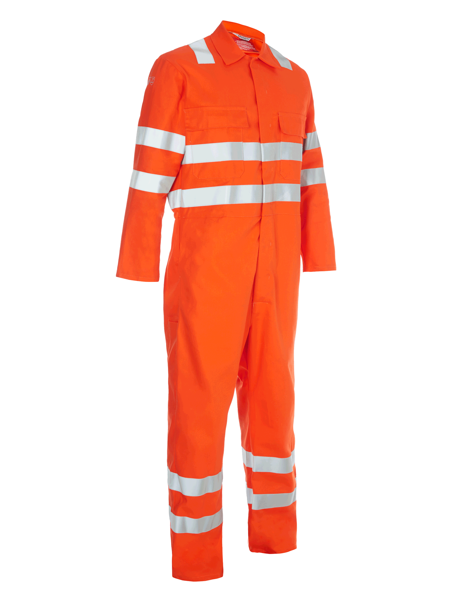Picture of FR Coverall Made With Zeus - Orange