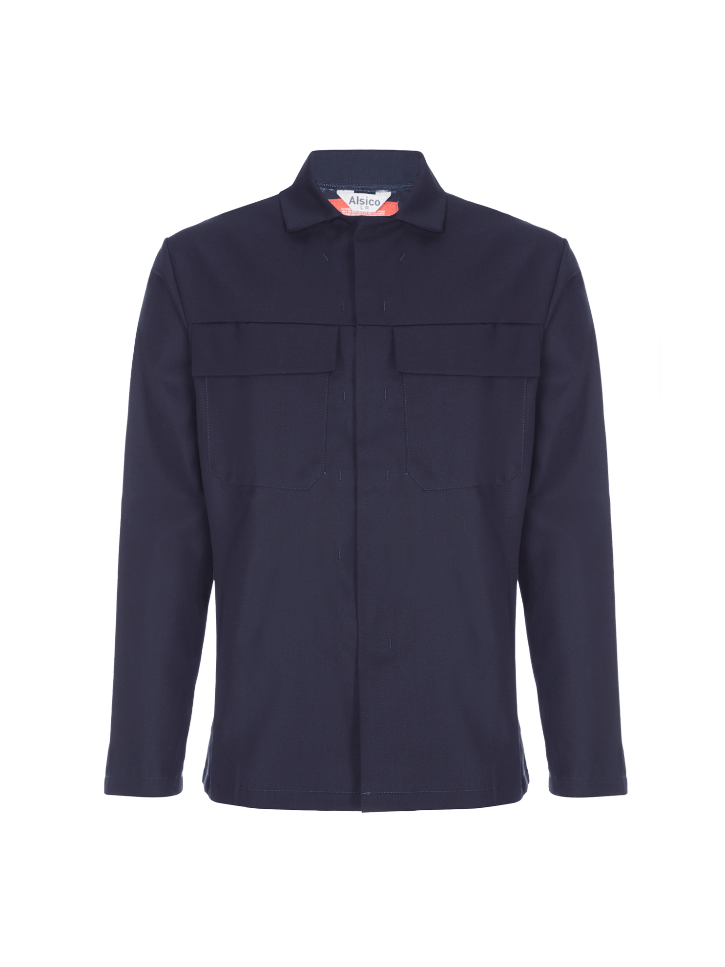 Picture of Jacket made with Zeus FR - Navy