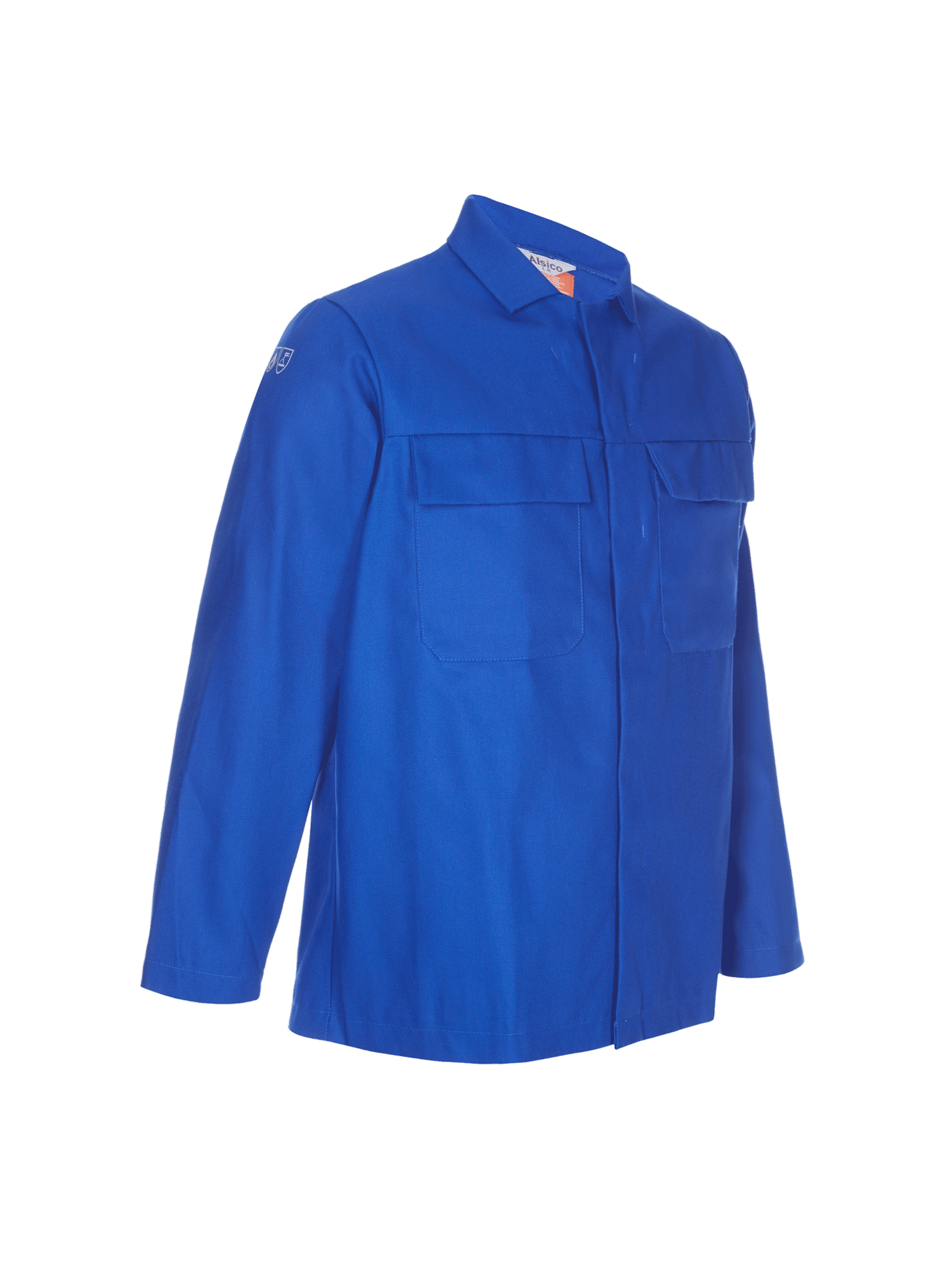 Picture of Jacket made with Zeus FR - Royal Blue