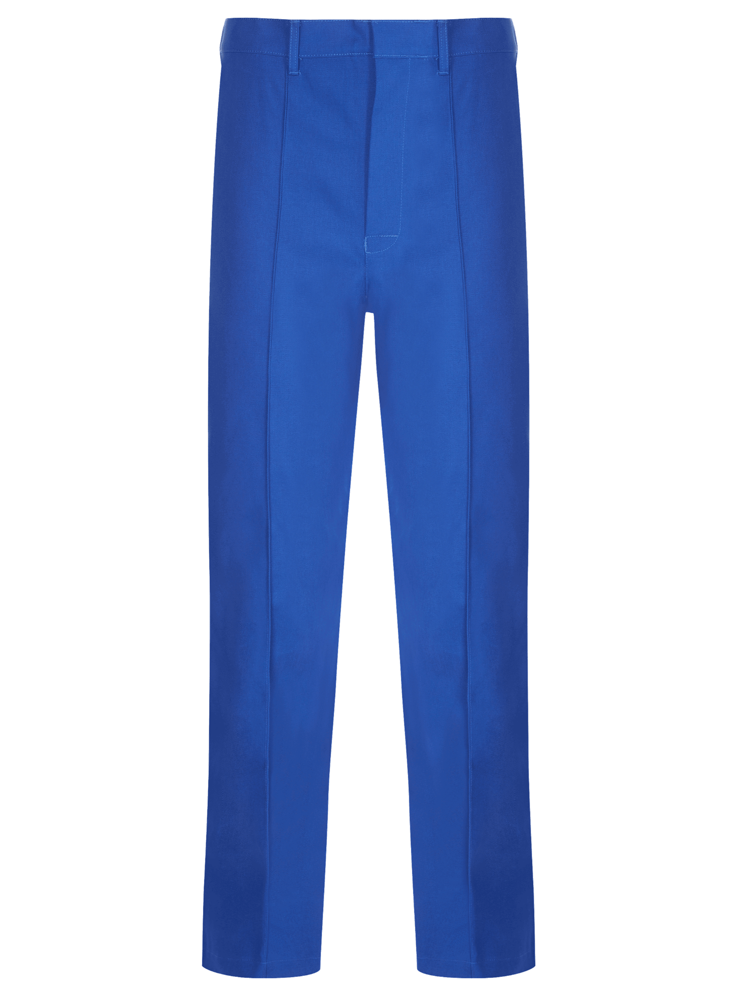 Picture of Trouser made with Zeus FR - Royal Blue