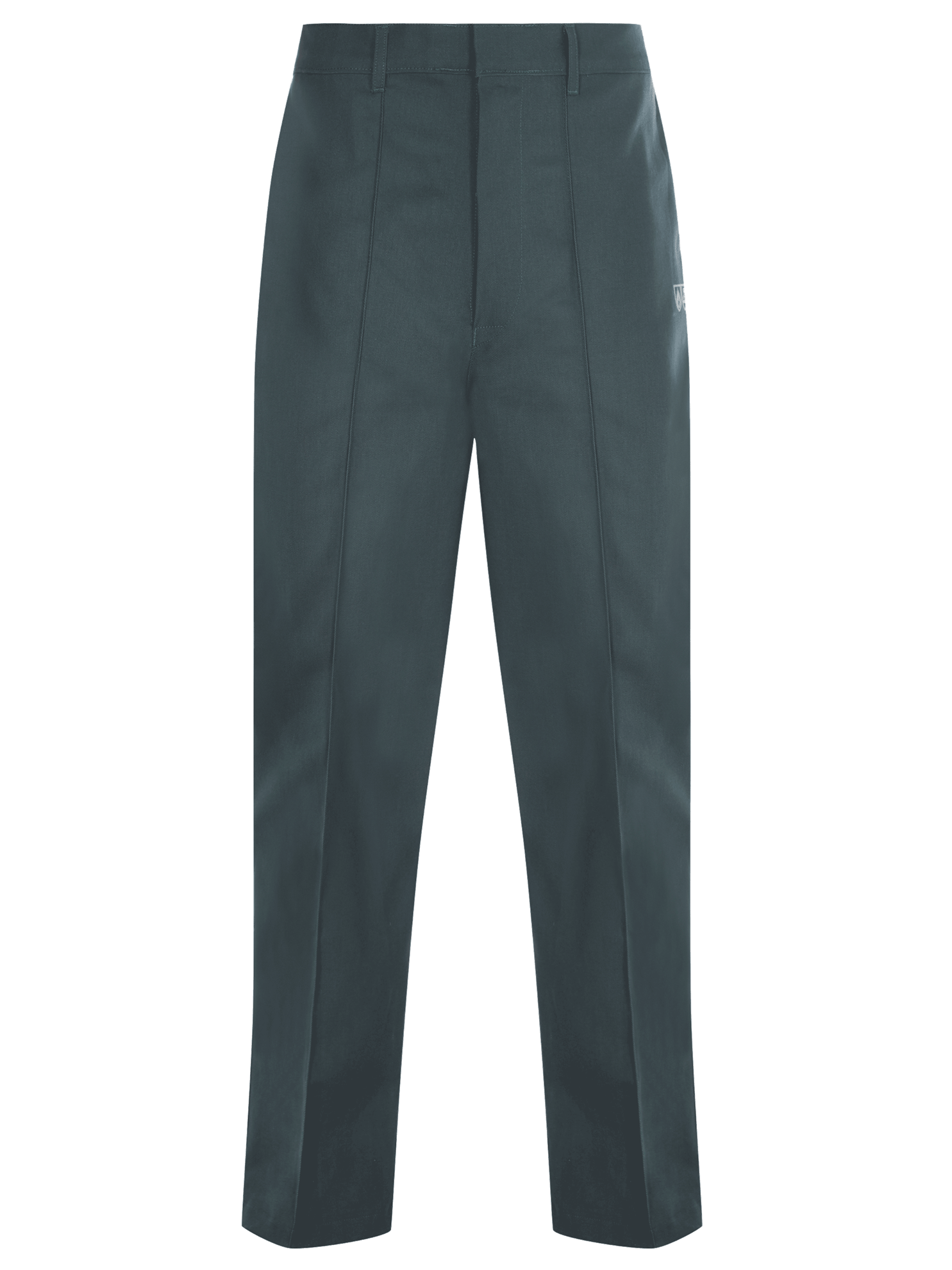 Picture of Trouser made with Zeus FR - Spruce Green