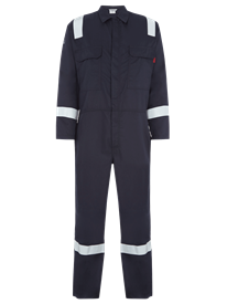 Picture of Coverall made from Nomex® Comfort Ripstop