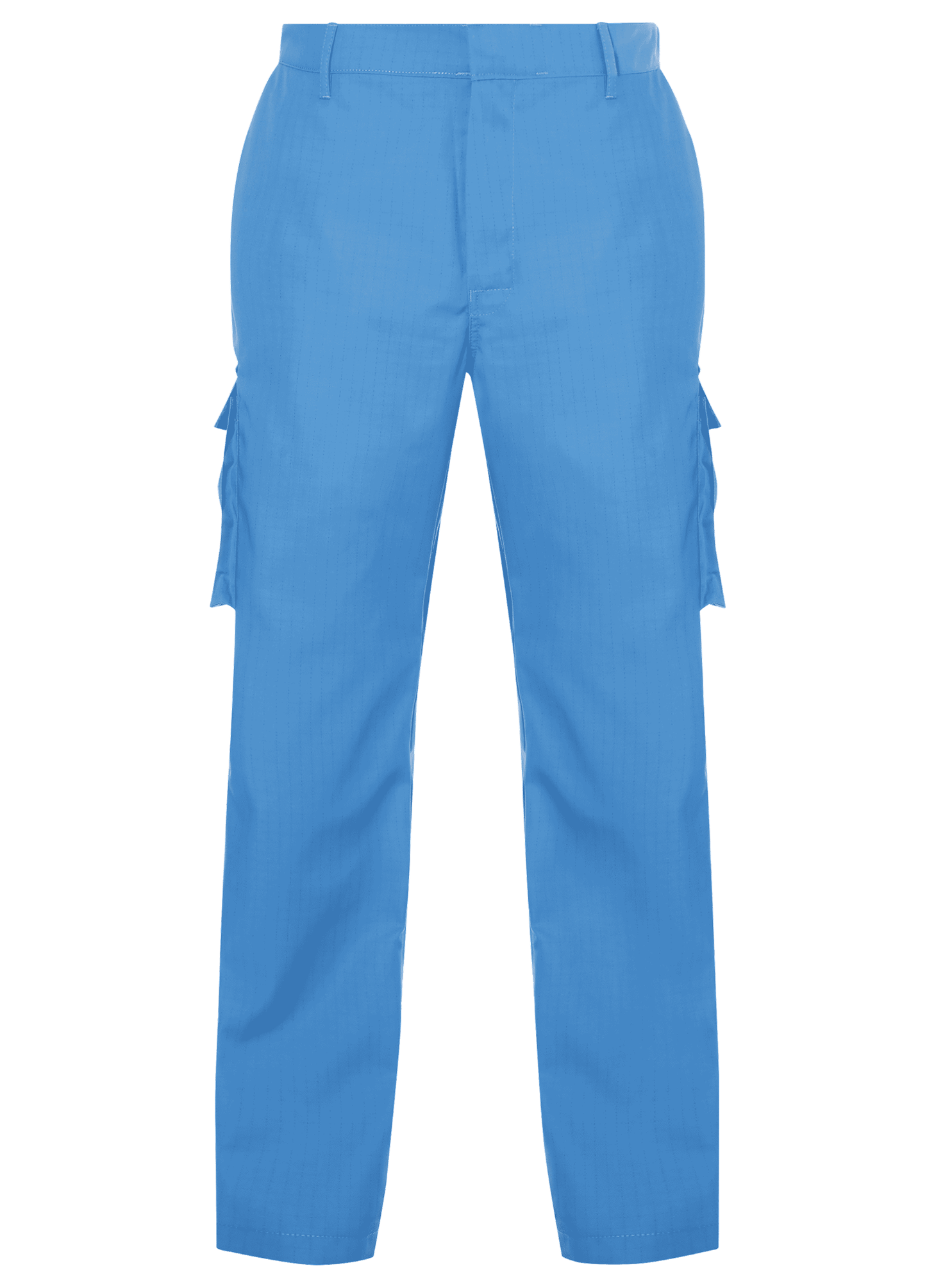 Picture of Anti-Static Cargo Trouser - Hospital Blue