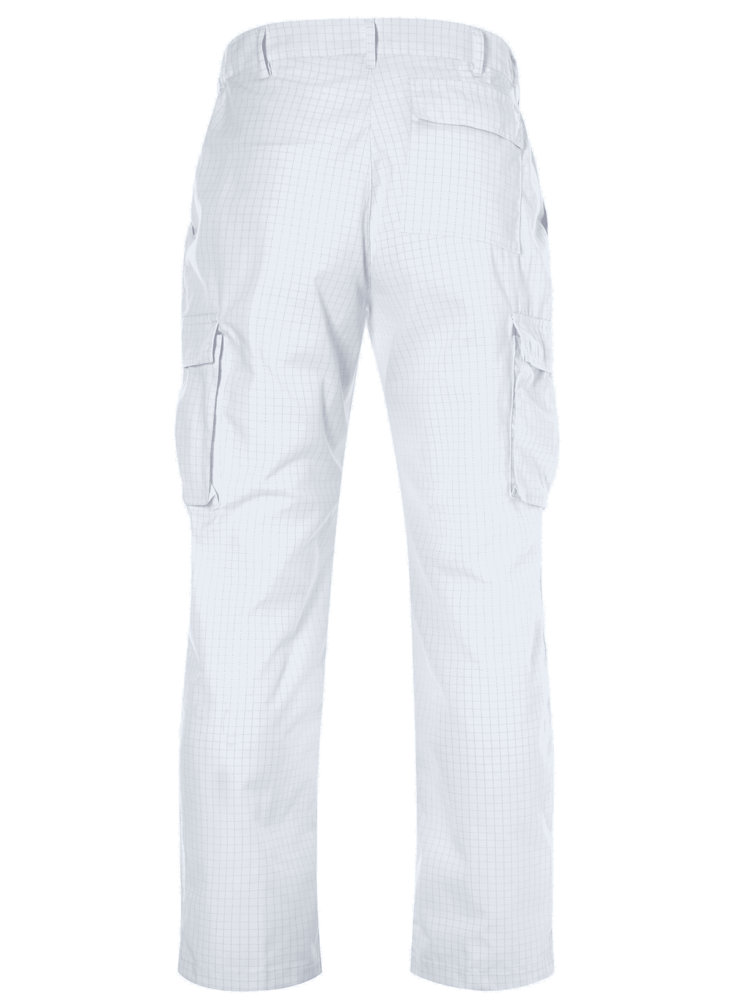 Picture of Anti-Static Cargo Trouser - White
