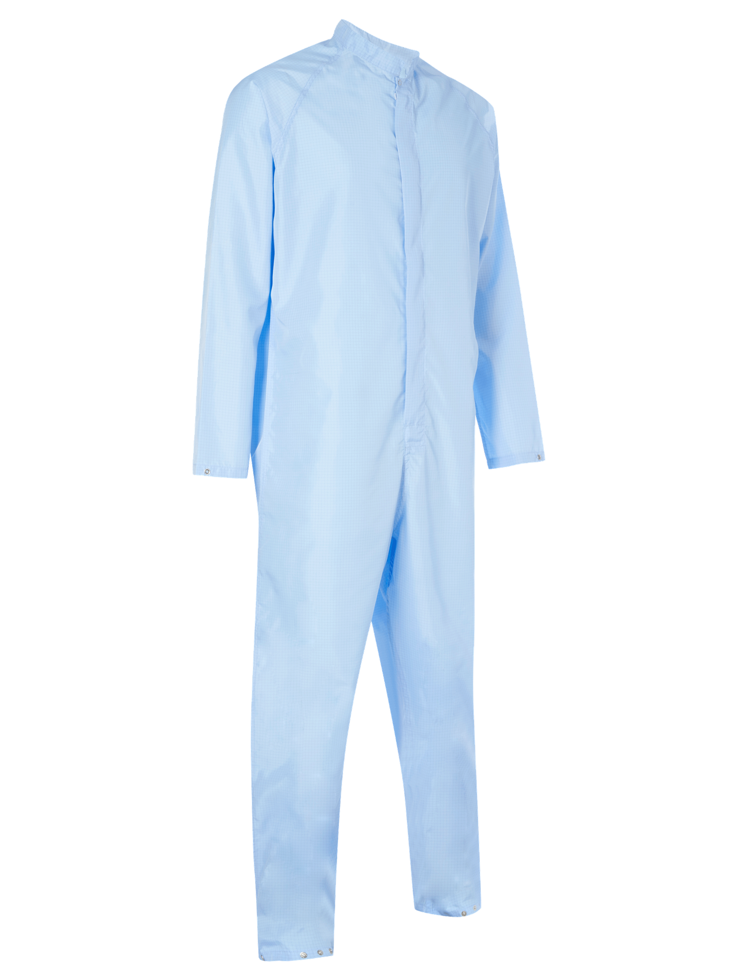 Picture of Cleanroom Coverall - Light Blue