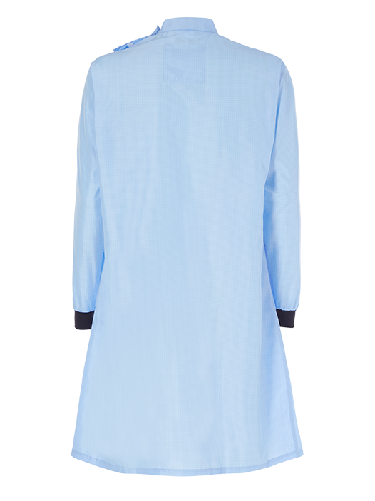 Picture of Cleanroom Coat - Light Blue