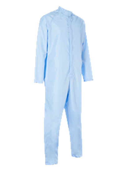 Cleanroom Coverall Hygienic Protective Coveralls