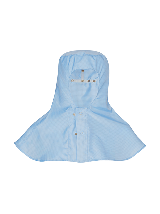 Picture of Cleanroom Hood - Light Blue