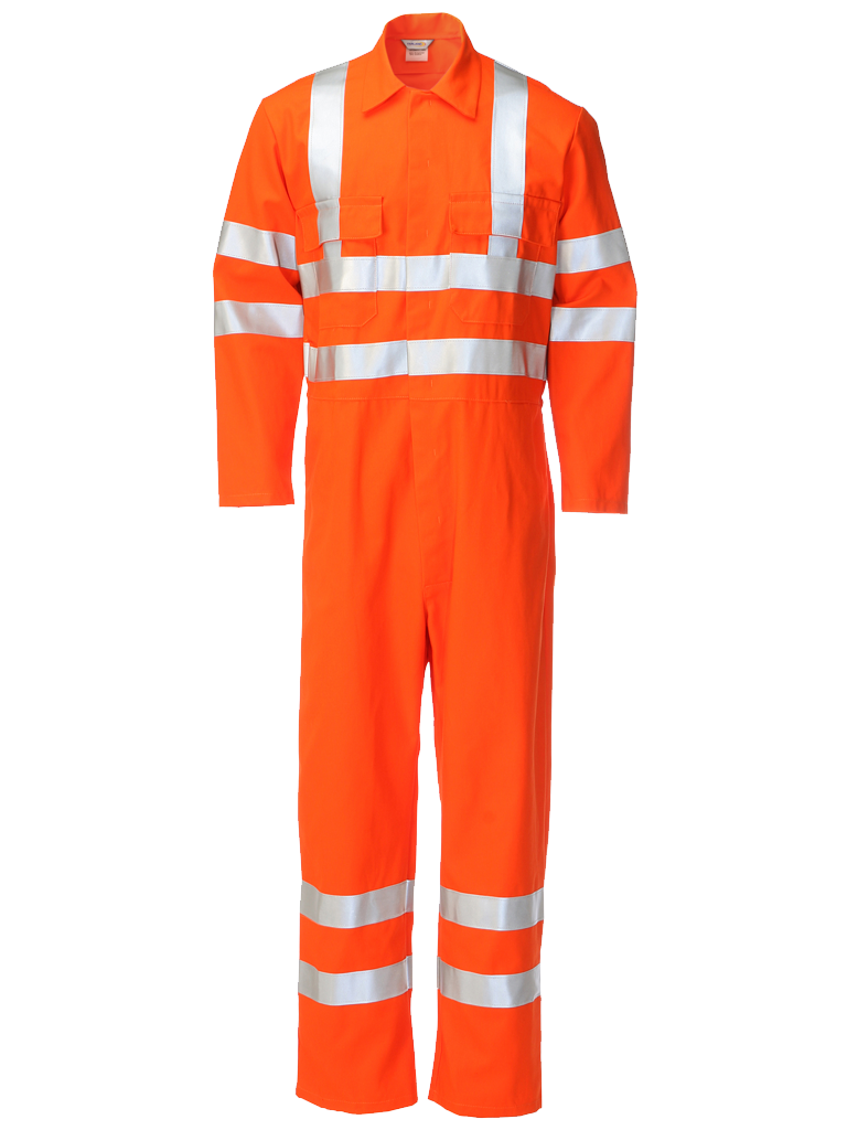 Picture of Hi-Vis Coverall - HV Orange
