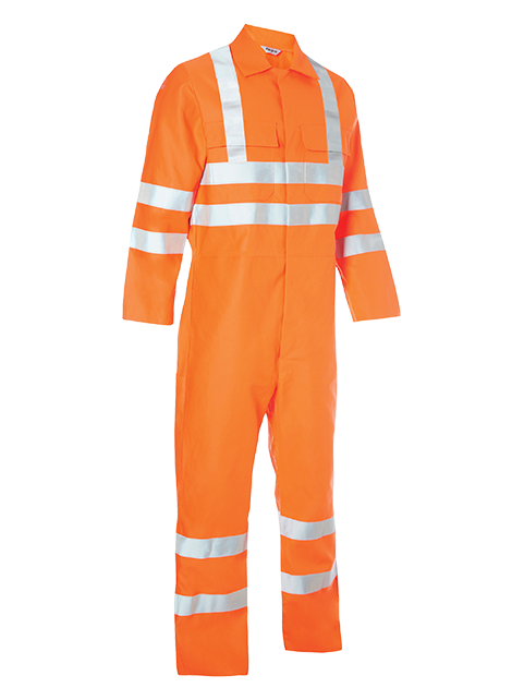 Picture of Hi-Vis FR Coverall - Orange