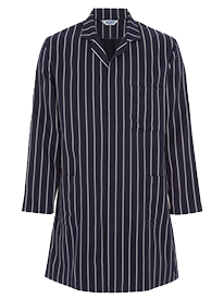 Picture of Butchers Stripe Coat (255gsm)