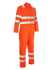 Picture of FR Coverall Made With Zeus