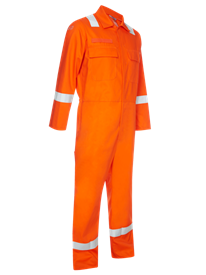 Picture of Coverall made with Phoenix